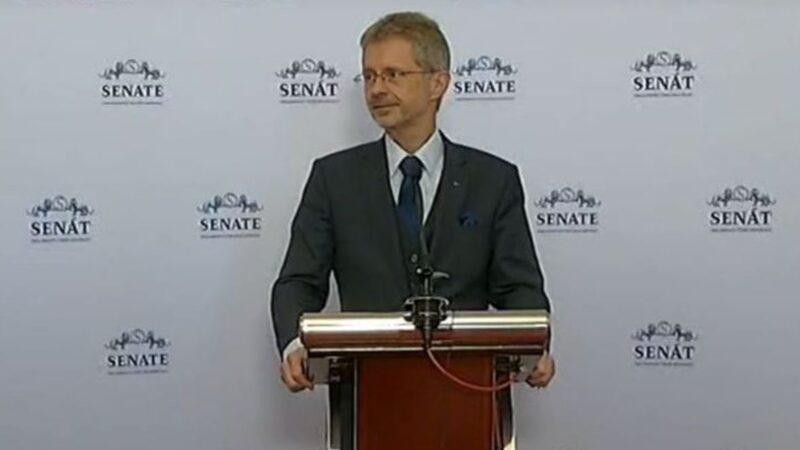 捷克议长月底访台 首都布拉格市长随行
