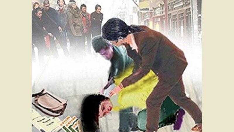 唐山30多法轮功学员遭绑架 韩玉芹被害死