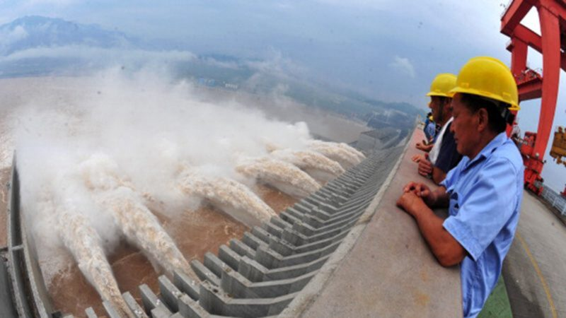 黨媒稱三峽大壩「彈性變形」 專家:若潰壩將致特大災難