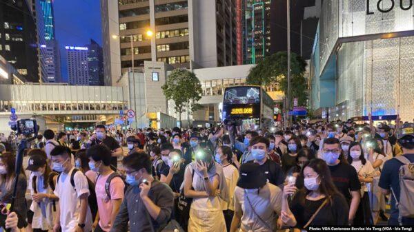 【江峰时刻】香港国安法消失?中美对抗的微妙变化