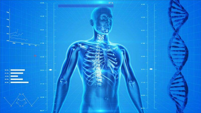 神秘的「人體光暈」與疾病診斷