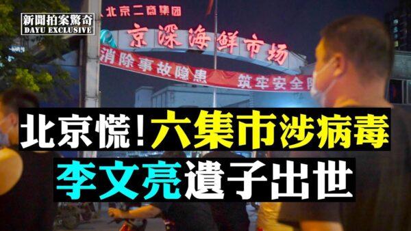 【拍案惊奇】北京六集市涉病毒 李文亮遗子出世
