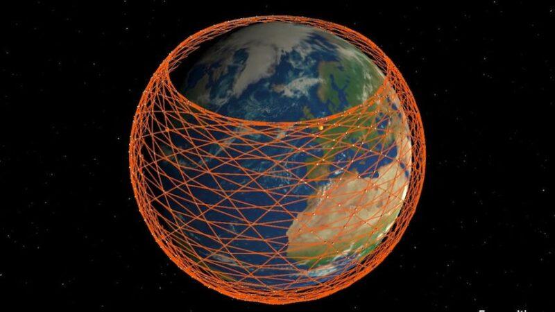 SpaceX的Starlink星链卫星网 能推倒中共防火墙吗?