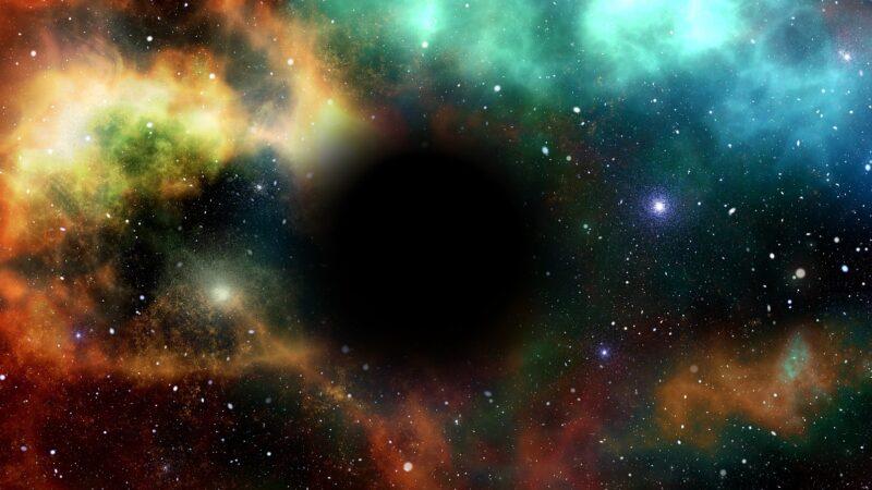 """""""黑洞""""里面是什么?科学家这么说"""