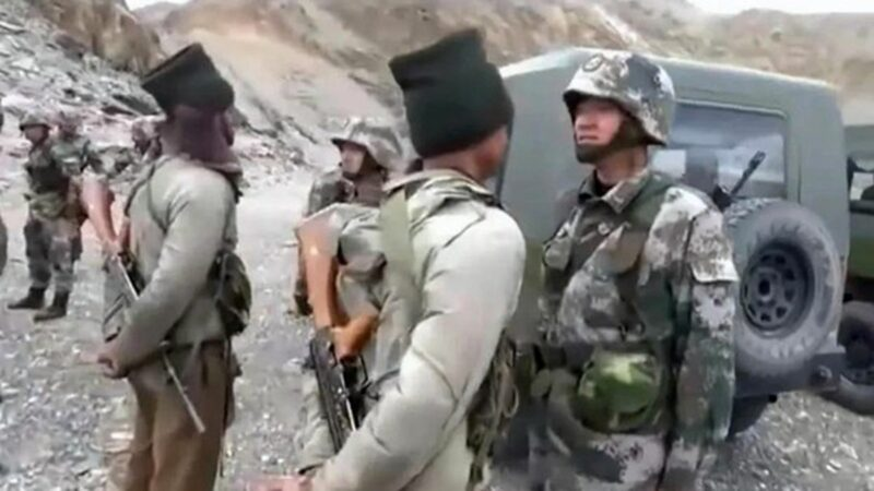 老黑:中印邊界衝突絕非偶然,印度協助美國滅共