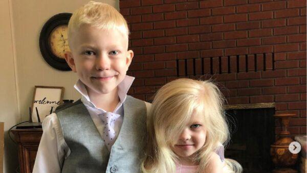 6歲英雄捨身救妹 與狗搏鬥傷口縫90針