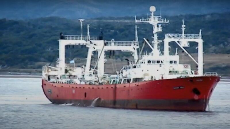 35天後離奇染疫 阿根廷57船員遭隔離