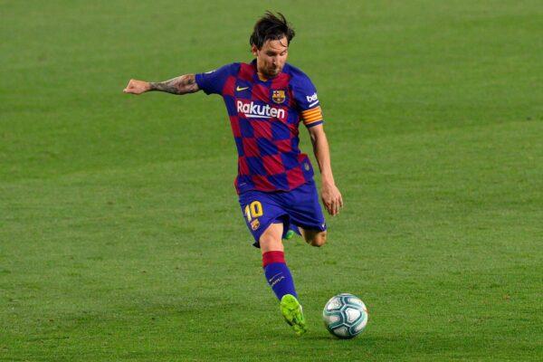 踢進生涯第700球 梅西史上第七人