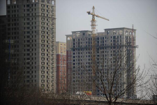 """中国楼市规模52兆美元 被称为""""史诗级泡沫"""""""