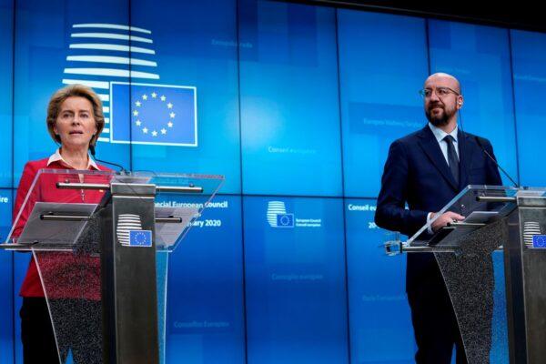 欧盟27国就7500亿欧元振兴方案达成协议