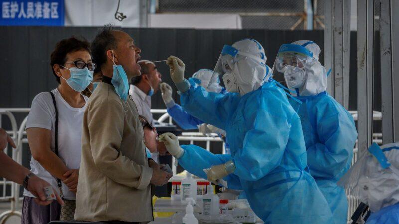 核酸檢測月入千萬 誰在發疫難之財?