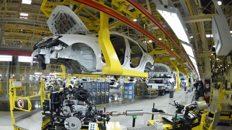 中國10家上市車企半年市值蒸發超兩千億