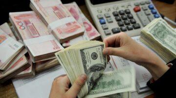 中联部官员说漏嘴 人民币与美元脱钩不远了(视频)