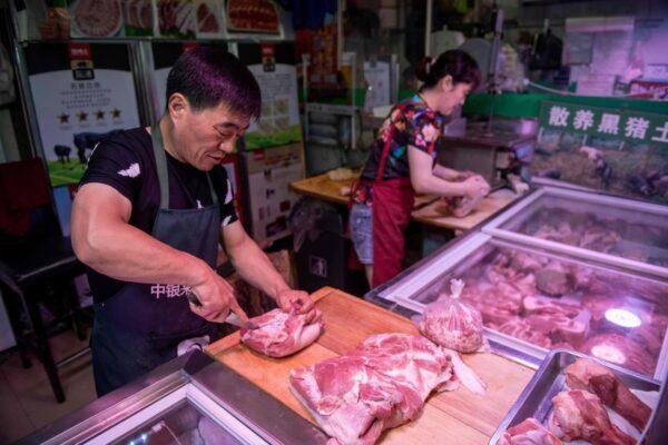 豬肉價格上漲81.6% 物價瘋了 未來錢將比命重要?