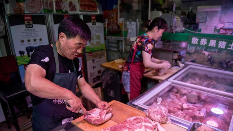 猪肉价格上涨81.6% 物价疯了 未来钱将比命重要?