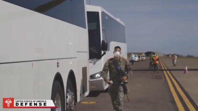 冲绳美军62人确诊 封锁普天间机场汉森营