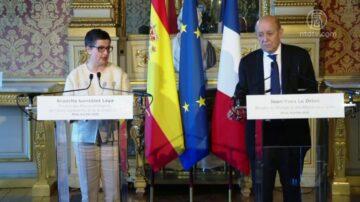 無懼中共威脅 法國宣布協調歐盟反國安法