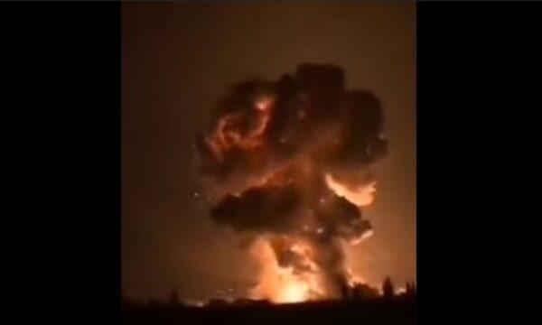 四川爆竹厂大爆炸夷平全厂 央视称只伤6人(视频)