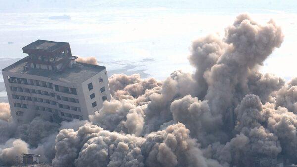 三峡大坝危险加剧!四川和贵州连环地震