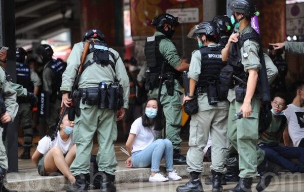 田雲:港區國安法凌駕一切 啟動祕密警察