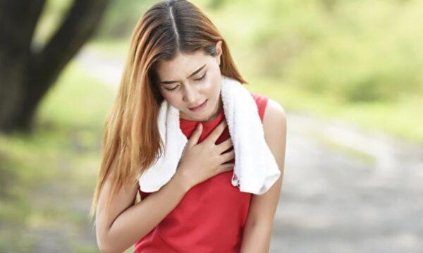 久咳、爬坡喘當心肺纖維化 醫師教你保養肺功能(組圖)