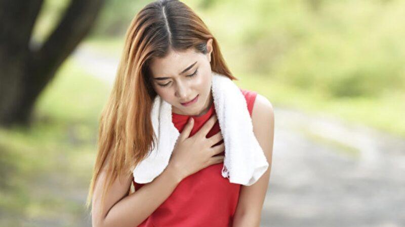 久咳、爬坡喘当心肺纤维化 医师教你保养肺功能(组图)