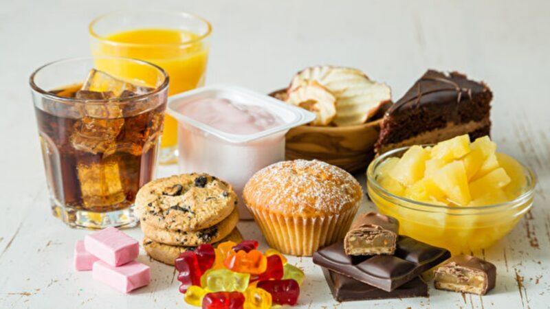 糖吃多不只变老 还影响全身 4方法减糖降脂(组图)