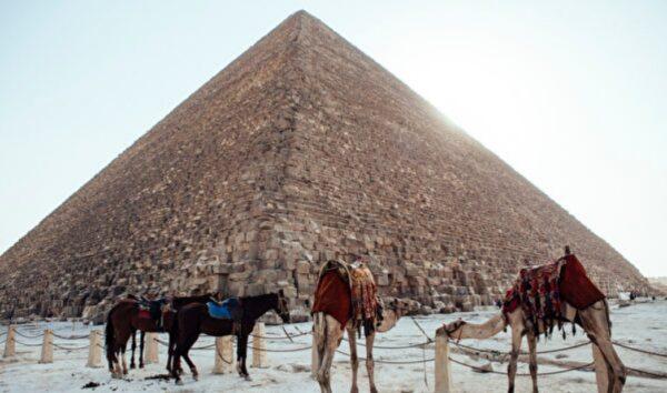 俄夫婦在自家後院蓋9公尺高金字塔(視頻)