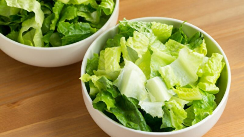 生菜减肥护胃 中西医都赞 2招炒熟更养生
