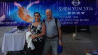 澳洲西人:李洪志大师把光明带给世界