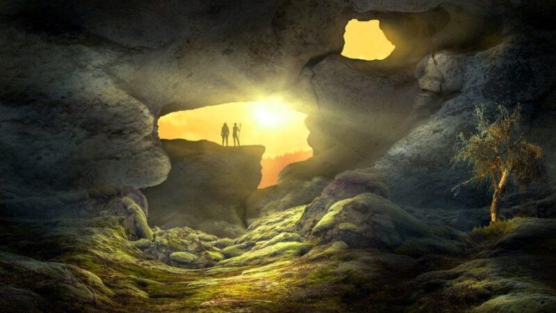 """""""地下王国""""有7条秘密隧道 通往世界各地出入口"""