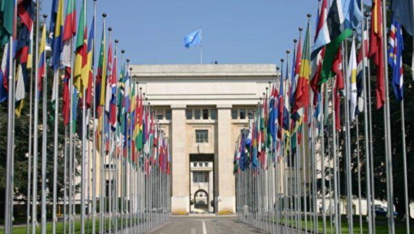 """中共渗透严重 美国会提案""""改造联合国"""""""