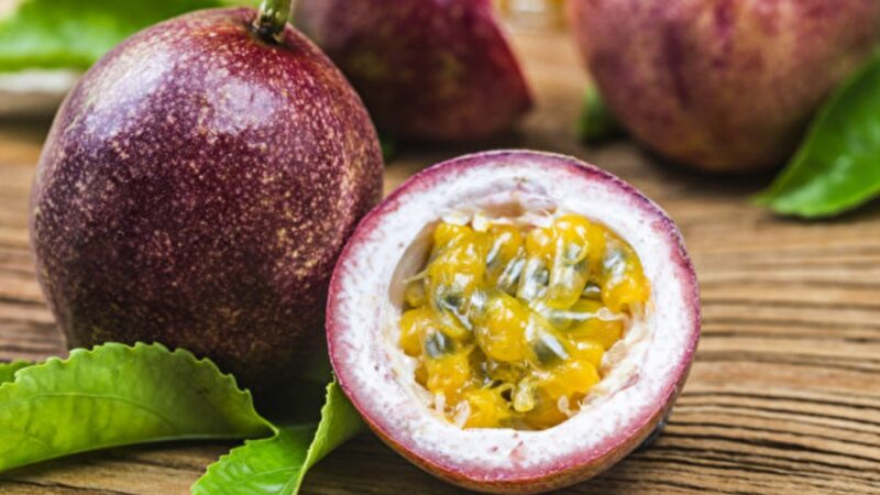 百香果從汁到籽都營養 護眼、護腸又補血(組圖)