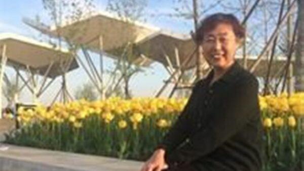 法轮功学员张爱丽被劫入山东省女子监狱