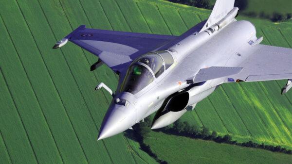 印度空軍再升級  購先進戰鬥機對抗中共