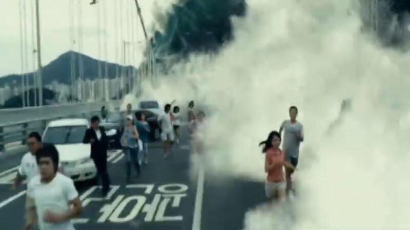 韩灾难片《海云台》: 当海啸来临 人们能做什么