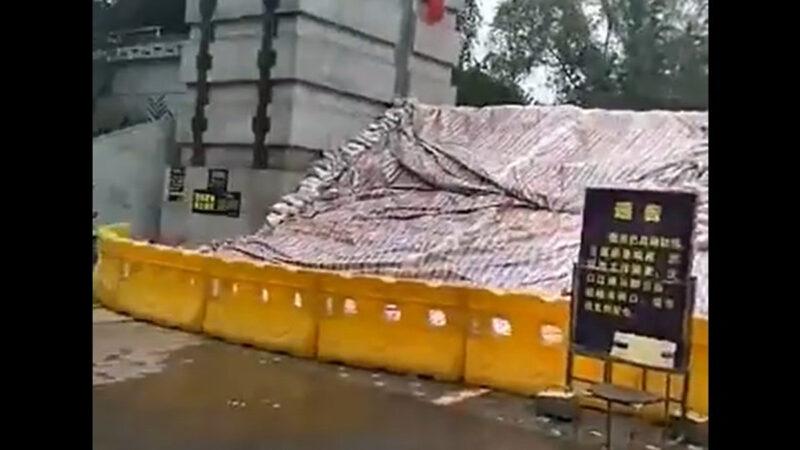 中国太湖达最高防洪水位 当局急发红色预警
