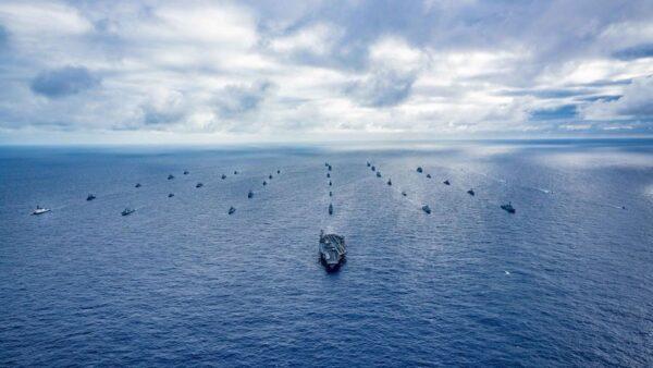 美参院通过国防授权法 支持台湾参与环太军演