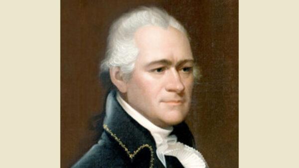 亚历山大·汉密尔顿和华盛顿将军的相遇