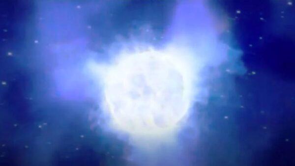 不尋常!宇宙中最大的恆星之一突然消失!……