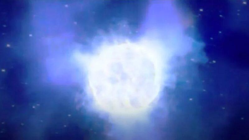 不寻常!宇宙中最大的恒星之一突然消失!……