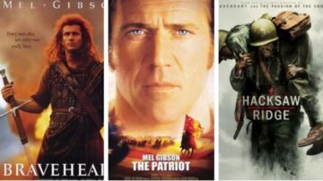 揭好莱坞名流丑闻遭封杀十年 银屏硬汉吉布森靠信仰突围