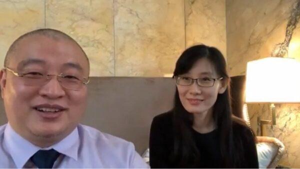 逃美中国病毒学家闫丽梦 吁推翻中共政权