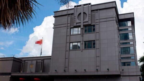 中共駐休斯敦領館拒絕關閉 網友:厚顔無恥