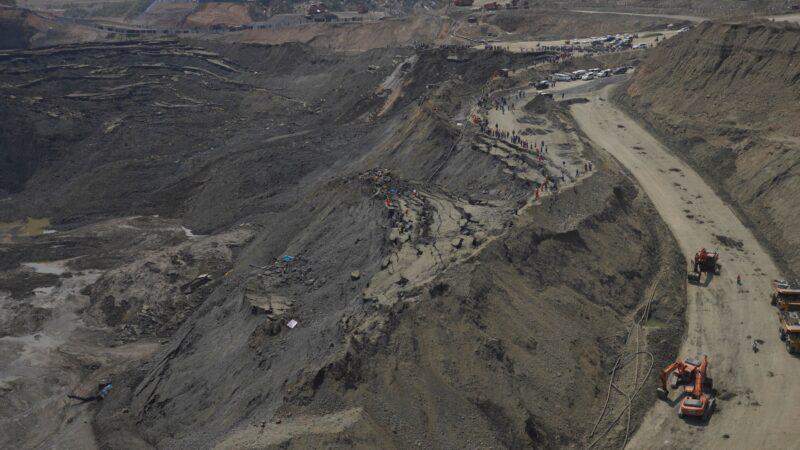 缅甸玉石场惊传崩塌 至少113死100人受困