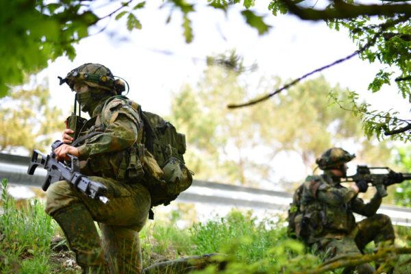 低调神秘 德国KSK特种部队遭解散