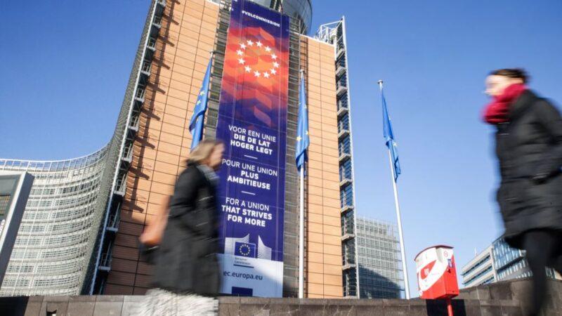 """反制""""港区国安法""""欧盟限制出口镇压设备"""