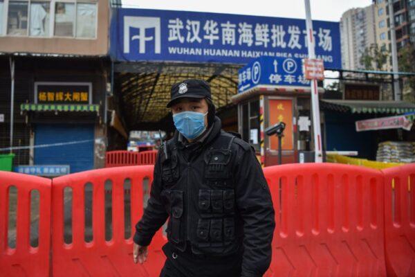 閆麗夢:中共病毒非自然界產生 海鮮市場是替罪羊