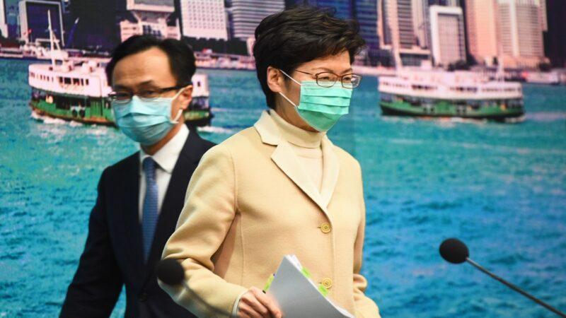 《石涛聚焦》突发:美财长宣布 制裁林郑夏宝龙等11名中港官员——冻结在美所有资产