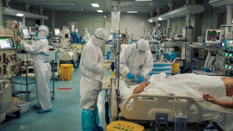 專家:中共病毒患者遺體 每個臟器都出現血栓
